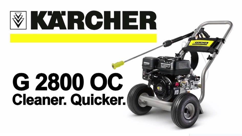 Karcher G2800 OC vDC