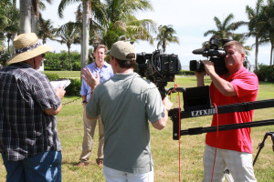Florida Video Crews' Tips for Nailing an On Camera Interview Segment