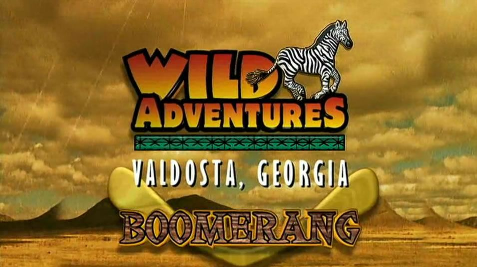 Wild Adventures Commercial