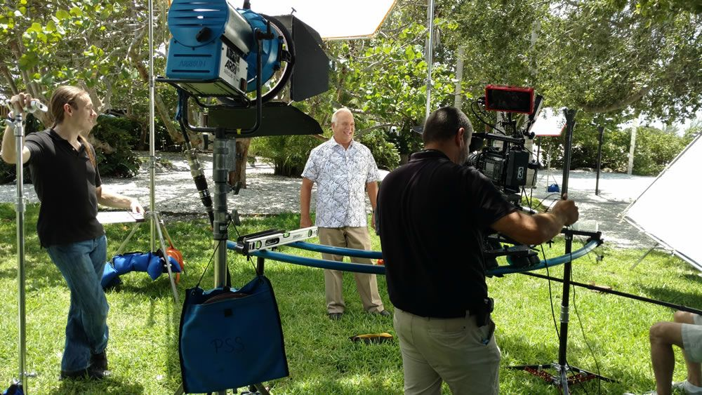 3 Top Reasons to Hire a Professional Florida Video Crew