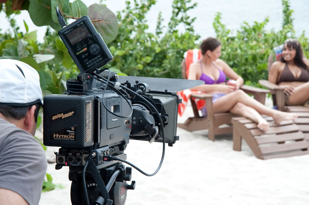 Working with a Florida Video Crew That Anticipates Your Needs